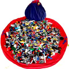 Lego Bag Playmat in One-Toyzbag®