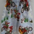 Size 6 - Racing Santa