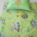 Dolls Bedding Set (Quilt and Pillow)
