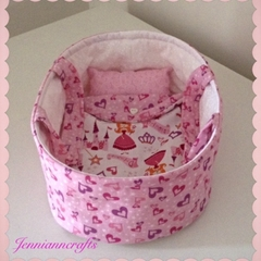 Doll Carry Basket