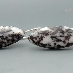 Spotted Jasper Earrings