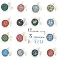 Christmas Earrings - Buy 3 pairs for $20