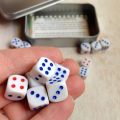 Collecting 10's - A fast paced Dice Game