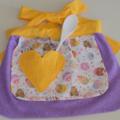 Little Girl's Cupcake Apron Gift Set