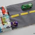 Car Wallet caddy - transport racing cars