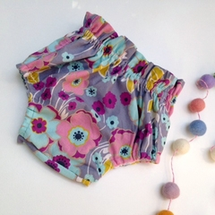 High-waisted bloomers / nappy cover size 00