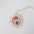 Disney Princess Snow White Child's Necklace