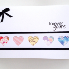 """""""Forever Yours"""" Card"""