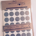 130 Polka Dots - Simple Peel and Stick Wall Decal