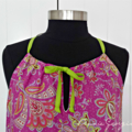 Women's Cool Summer Top Size Small - Ready Made *Last One!