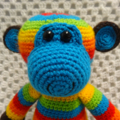 Monkey, Boy Gift, Animal softie