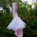 "New Born ""Pretty Ballerina"" Onesie"