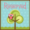 Reserved Listing for Meagan - Two Sewing Machine Mats
