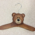 Childs Coat Hanger Bear Pattern
