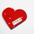 Heart - Felt Bookmark, Perth, Australia