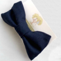Junior Bow Tie Navy