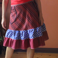 Wrap Skirt (One size fits most Small - Large)