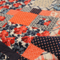 Queen Bed Quilt -Handmade Patchwork Bed Quilt - Made to Order