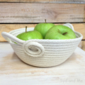 Fabric Basket ~ Bowl