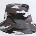 Black Camo Bucket Hat. Size 4-10 years