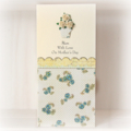 Personalised Mother's Day card | Cream Paper Roses | Custom Made