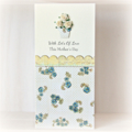 With Love Mother's Day card roses miscarriage still birth bereaved parent