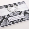 Handmade Card - Congratulations On Your Wedding Day