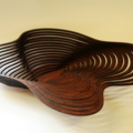 Amoeba Jarrah Bowl (medium size)