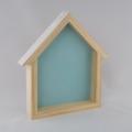 Birdhouse Shelf - Bluebird Blue