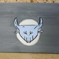 Bull by Moonlight