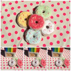 Mini Donuts Set - Play food