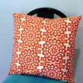 CUSTOM ORDER - for YukaandYug  Cushion Cover Red Amy Butler