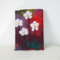 Felt Journal Notebook Cover Organizer Notebook Diary Flowers
