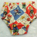 Size 0 - Cowboy Nappy Cover