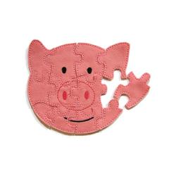Pig Felt Jigsaw Puzzle