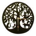 Family Tree Clock