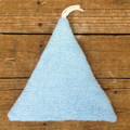 Heat Pack Lavender and rice Upcycled TeePee