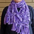 Mother's Day: soft scarf in wool & silk