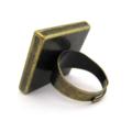 Geometric Large Adjustable Ring