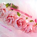 Fairyflower - Vintage Rosebud Headband