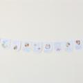 Beatrix Potter Bunting Wall Hanging Mrs Tiggy-Winkle Children Animal Hedgehog