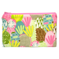 Plant Life Zip Pouch / Zippered Case / Zipper Bag / Purse