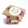 Natural Lip Balm and Bath Bag Gift Set