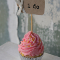 30 i do Cupcake Toppers ~ Weddings ~ Bridal Showers ~ Engagements
