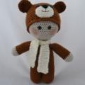 Crochet Bear Baby