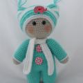 Crochet Winter Baby
