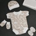 NEW... SIZE 0000 Baby Jungle Gift Set