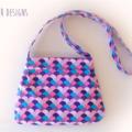 Purple Little Miss handbag