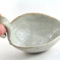Soup Ladle Gravy Boat Condiment Dish Creamer  Handmade Pottery Kitchen Decor