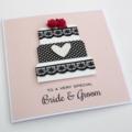To a very Special Bride & Groom - Wedding Card